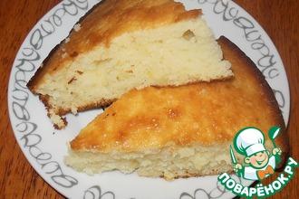 Рецепт: Пирог Лимончик