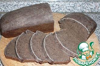 Рецепт: Московский заварной хлеб