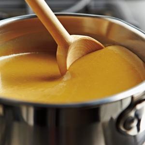 Рецепт Сливочный кленово-горчичный соус