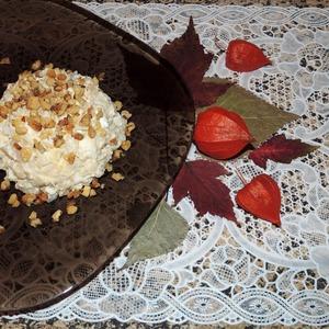 Салат Ах! с цветной капустой