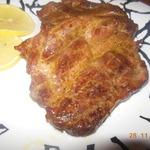 Стейки из свинины в духовке