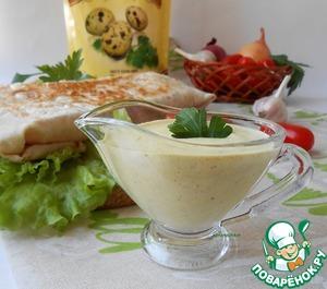 Рецепт Настоящий соус для шавермы