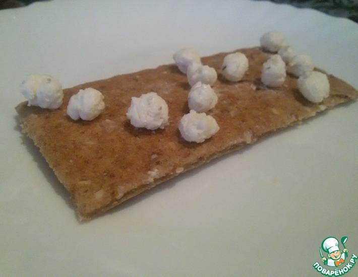 Рецепт: Крупяной хлебец