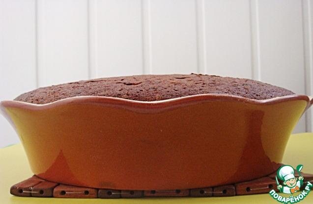 Имбирный торт с Ямайки