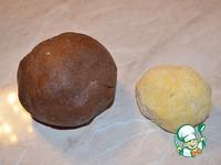 Печенье Новогодние мишки ингредиенты