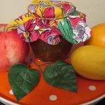 Яблочно-цитрусовый джем