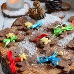 Печенье Новогодние мишки