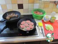 Нежные котлетки (мясные оладушки) ингредиенты