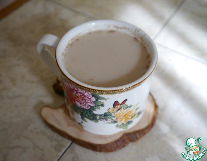 Рецепт: Чай индийских йогов