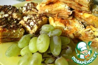 Рецепт: Арабский десерт Оммуали