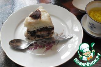 Рецепт: Сладкий пирог на пару Чунъян