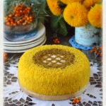 Торт Осенний блюз