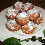 Пирожки рисовые с корицей (фри) – кулинарный рецепт