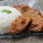 Свиная корейка, обжаренная в соусе – кулинарный рецепт