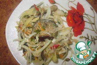 Рецепт: Квашеные овощи