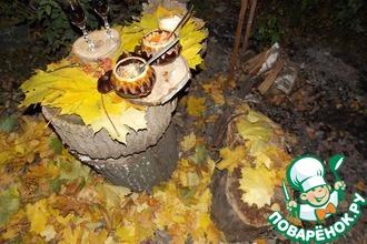 Рецепт: Жаркое в горшочках Осеннее свидание