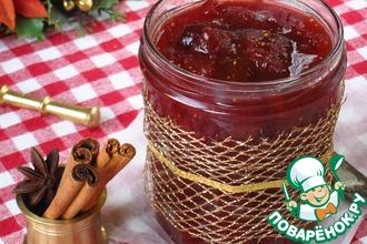 Рецепт: Джем из сливы и инжира к Рождеству