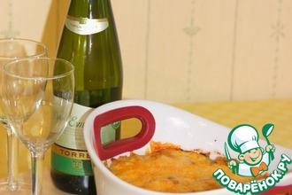 Рецепт: Рагу из овощей с сыром по итальянски
