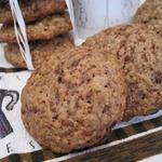Злаково-конфетное печенье