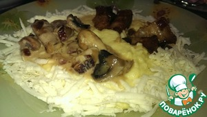 Рецепт Банош по-Буковински