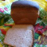 Белый хлеб для бутербродов