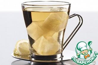 Рецепт: Чай с лимоном и медом