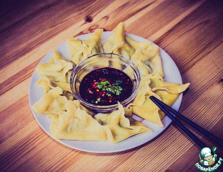 Рецепт: Пянсе-пельмени по-корейски