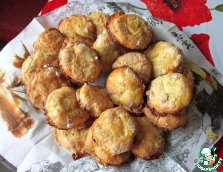 Рецепт: Норвежское печенье