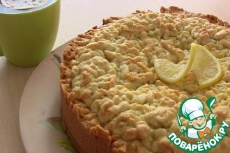 Рецепт: Лимонный пирог