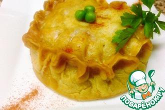 Рецепт: Пирожки с Пальмы де Майорка