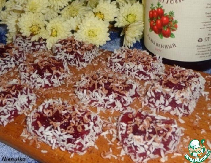 Желейные конфеты – кулинарный рецепт