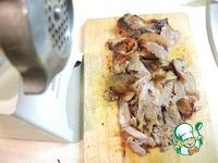 Заварные булочки с кремом из утки с брусничным соусом ингредиенты