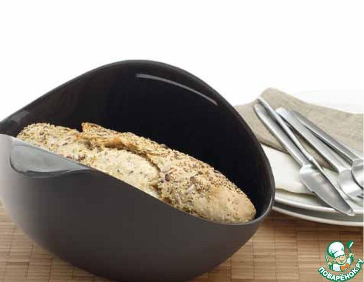 Рецепт: Простой хлеб без замеса