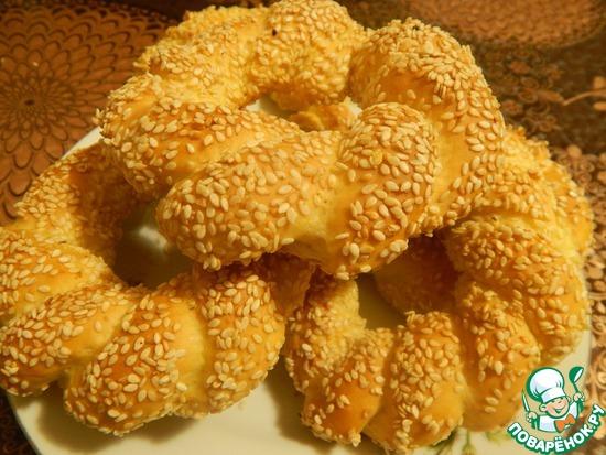 Имбирные булочки с корицей от  Лианда