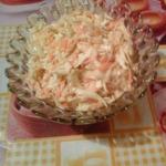 Салат Копченая капуста
