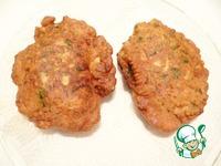 Свиные отбивные в грибном кляре ингредиенты