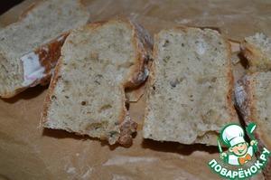 Рецепт Быстрый бездрожжевой хлеб на кефире с травами