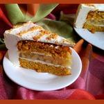 Торт Нежная осень