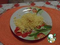 Салат из моркови Зимний сад ингредиенты