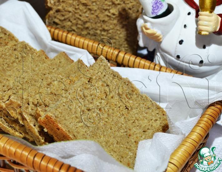 Рецепт: Хлеб Диетический