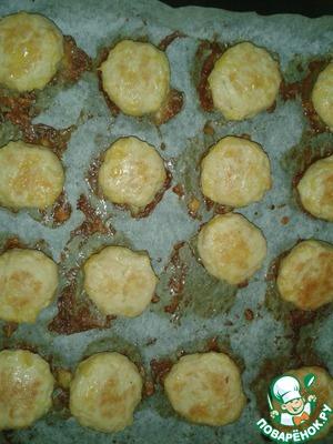 Куриные шарики с сыром – кулинарный рецепт