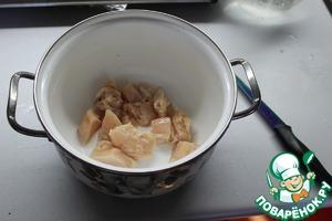 Костин борщ – кулинарный рецепт