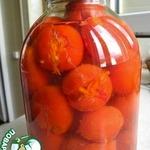 Фаршированные помидоры Остренькие