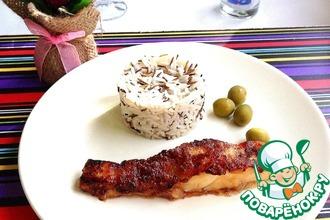 Рецепт: Филе трески в остром маринаде