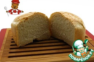 Рецепт: Французский хлеб