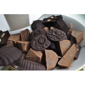 Настоящие шоколадные конфеты