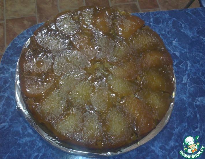 Рецепт: Карамельный пирог