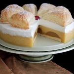 Торт Яблочнo-муссовый