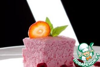 Рецепт: Мусс из красных ягод