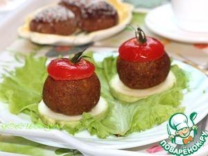 Рецепт Шарики из брокколи с сыром